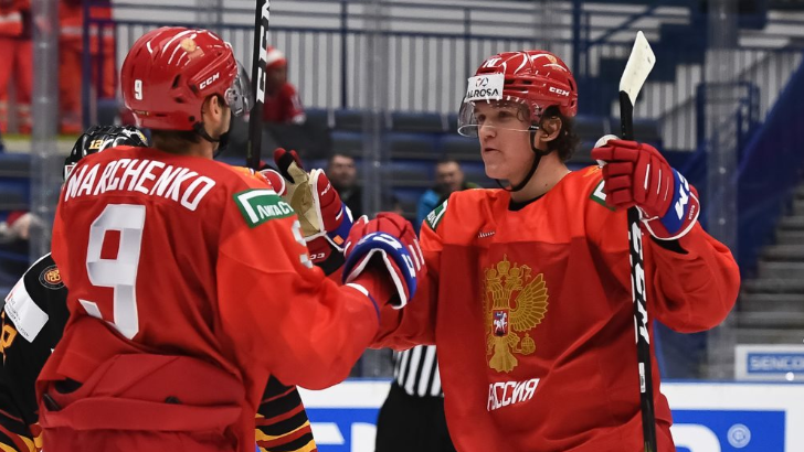 Russia beat Germany to reach quarter-finals at IIHF World Junior Championship