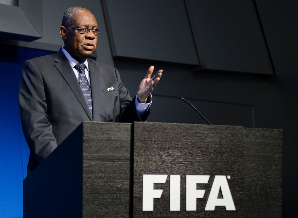 Interim FIFA President Issa Hayatou claimed the reforms are a roadmap for radical and necessary change