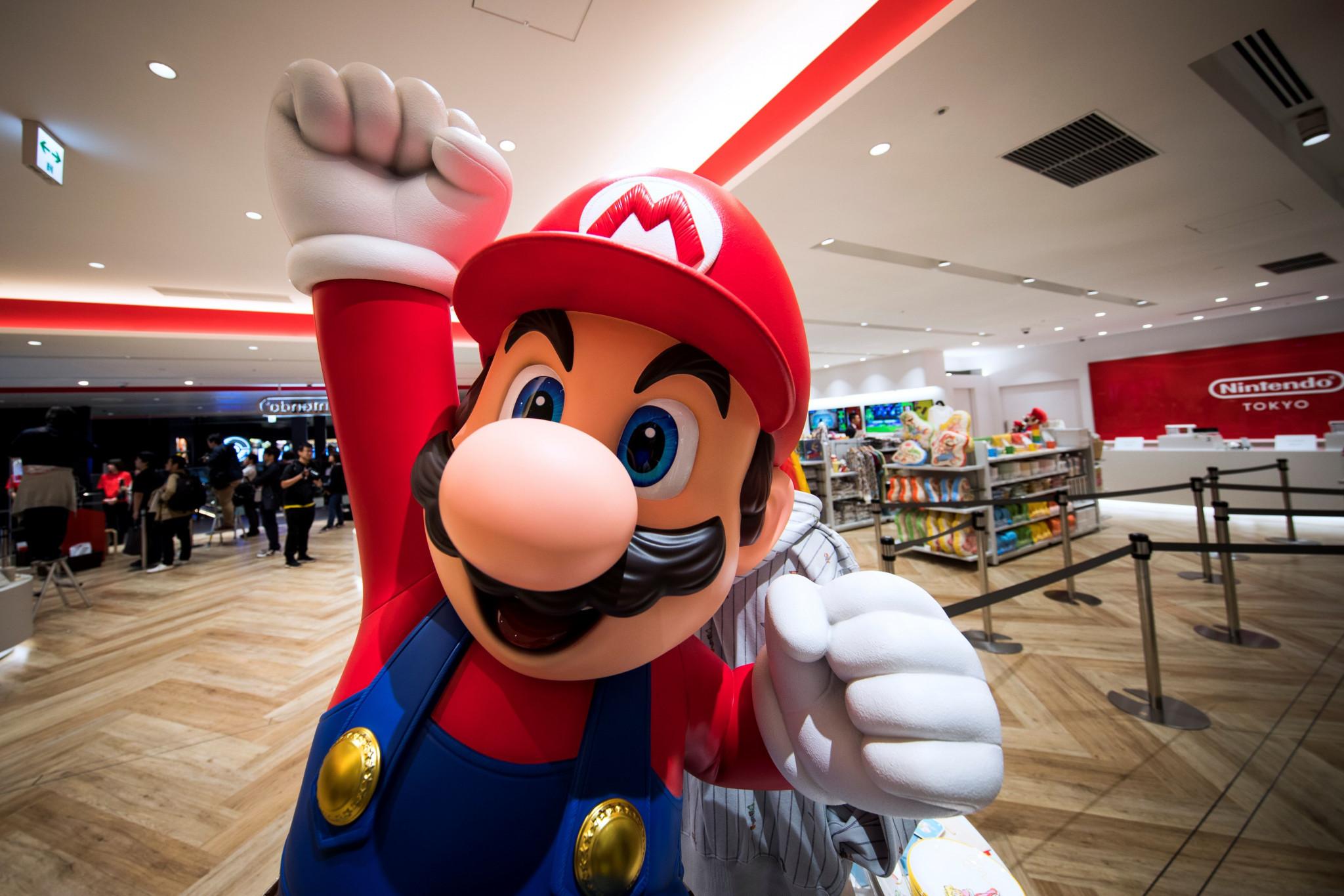Марио и летающие машины появляться на церемонии открытия Токио-2020