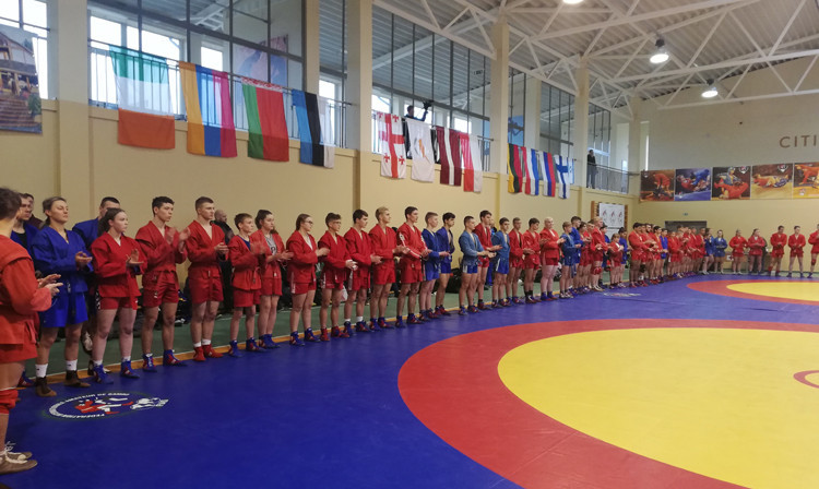 Ten countries represented at international sambo tournament in Lithuania