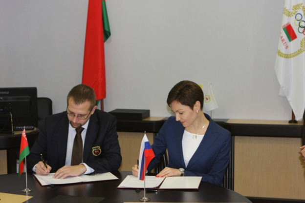 Belarus and Russian Olympic Committees strengthen ties with new agreement