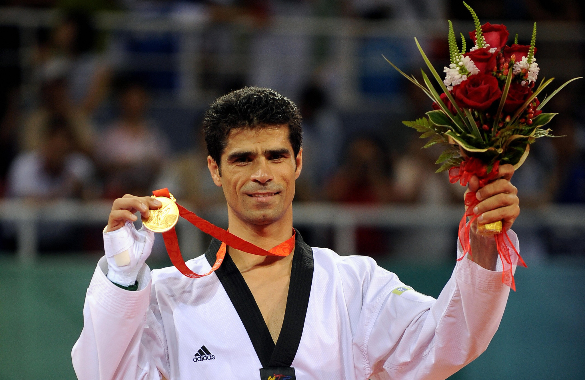 Iran's most decorated Olympian appointed to taekwondo role
