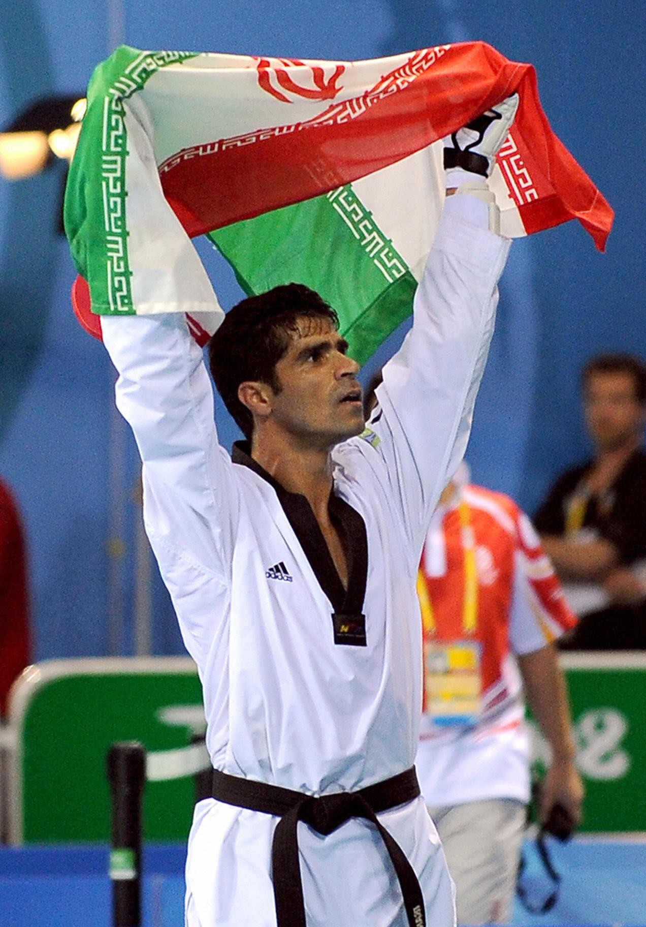 Hadi Saei is Iran's most decorated Olympian  ©Getty Images