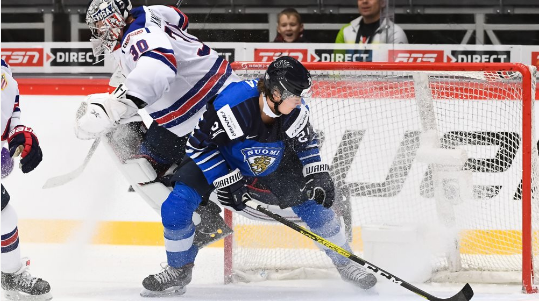 Finland break American hearts again to reach IIHF World Junior Championship semi-finals