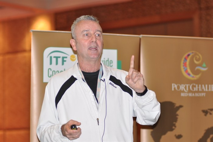 ITF executive director of tennis development to step down for personal reasons