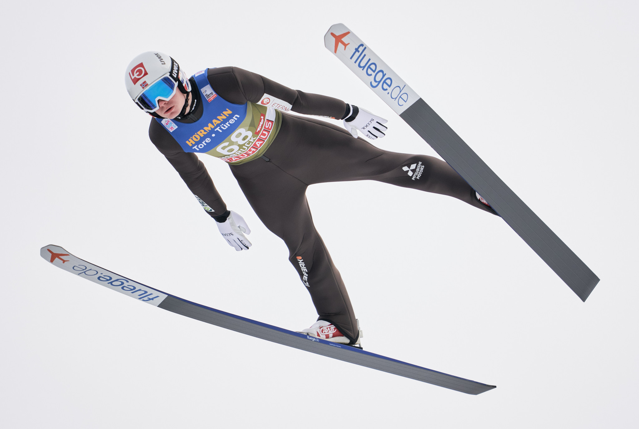 Lindvik tops qualification at Four Hills Tournament in Innsbruck