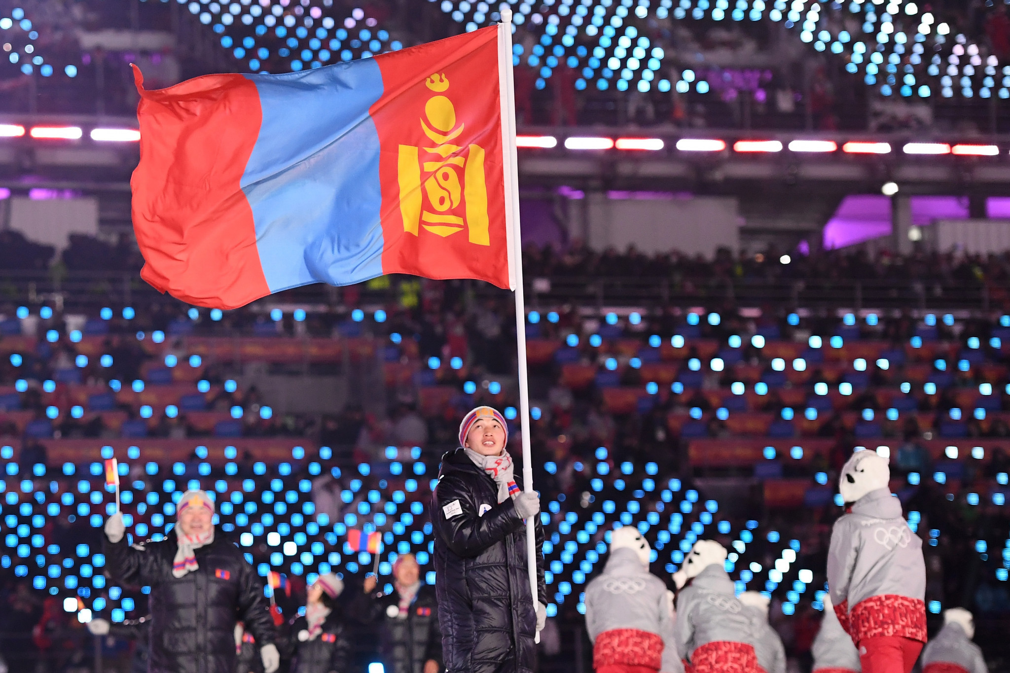 Mongolia is sending six athletes to this month's Winter Youth Olympic Games in Lausanne ©Getty Images