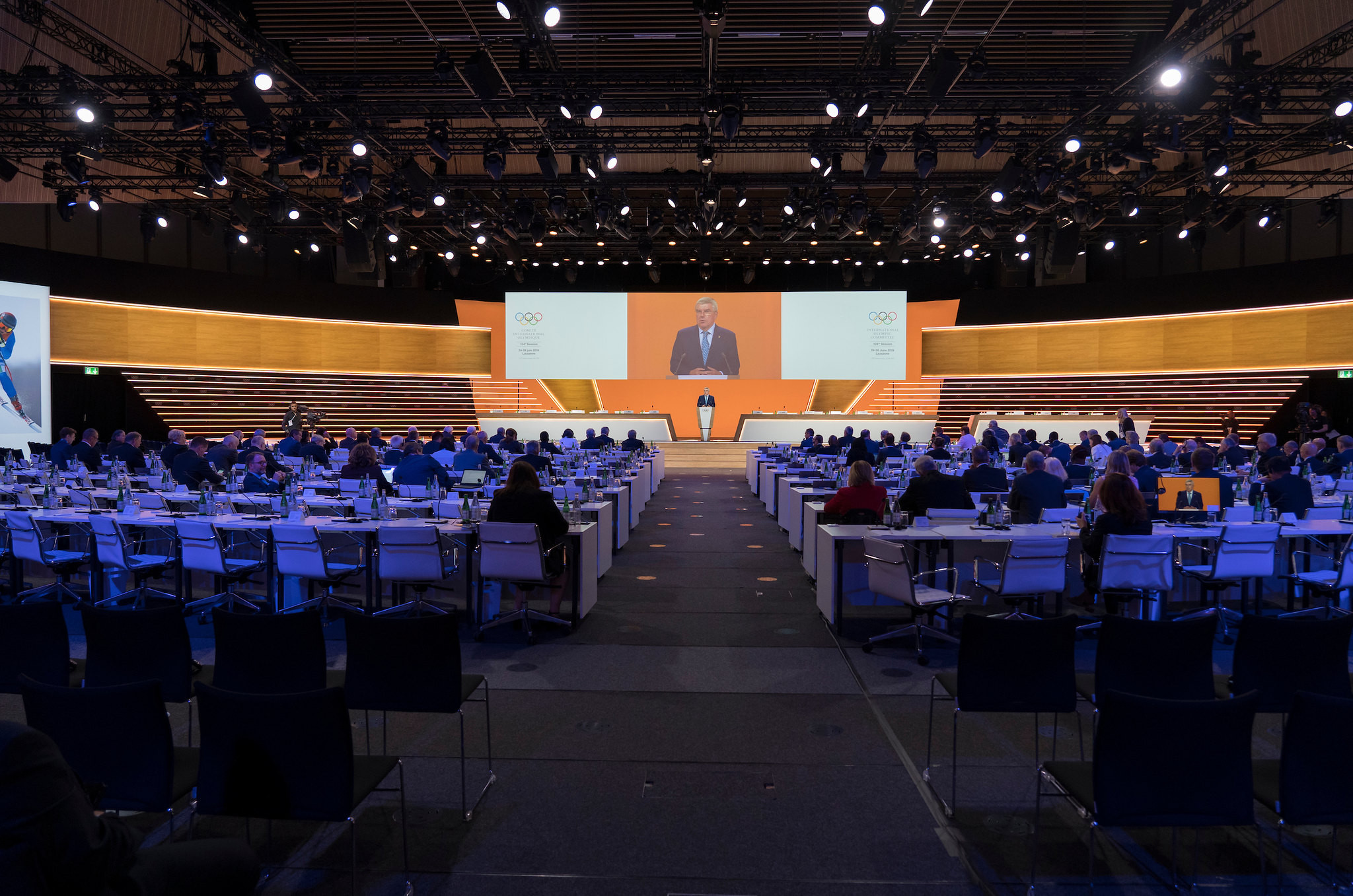 Proportion of women IOC members rises to 37 per cent - until next week
