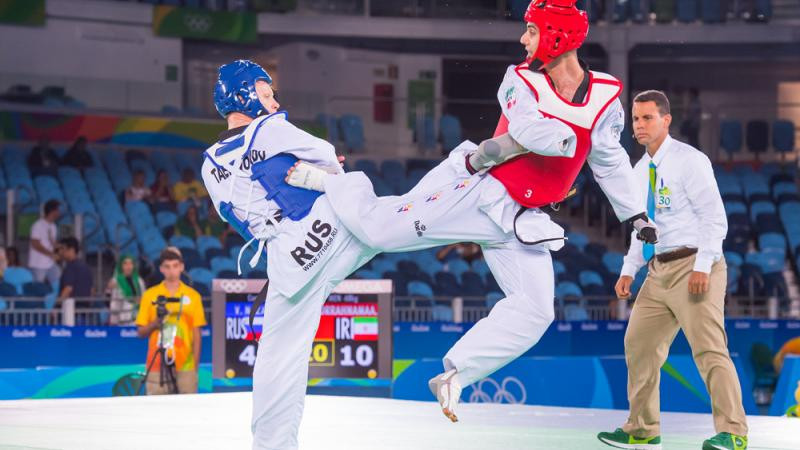Six-time world champion headlines Iranian taekwondo team for Tokyo 2020 Paralympics
