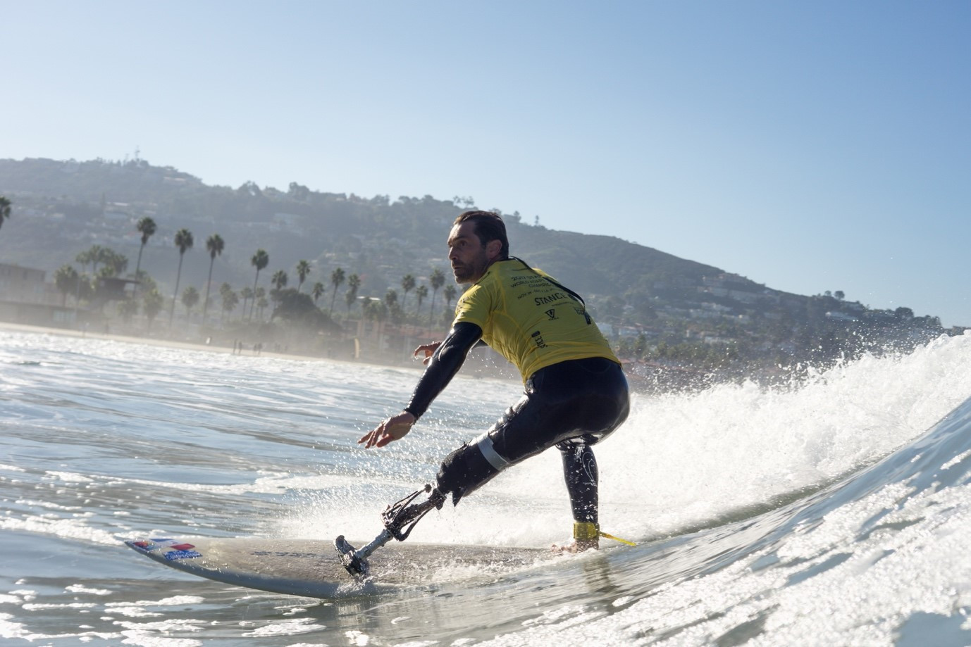 ISA launches certification programme for instructors of adaptive surfing