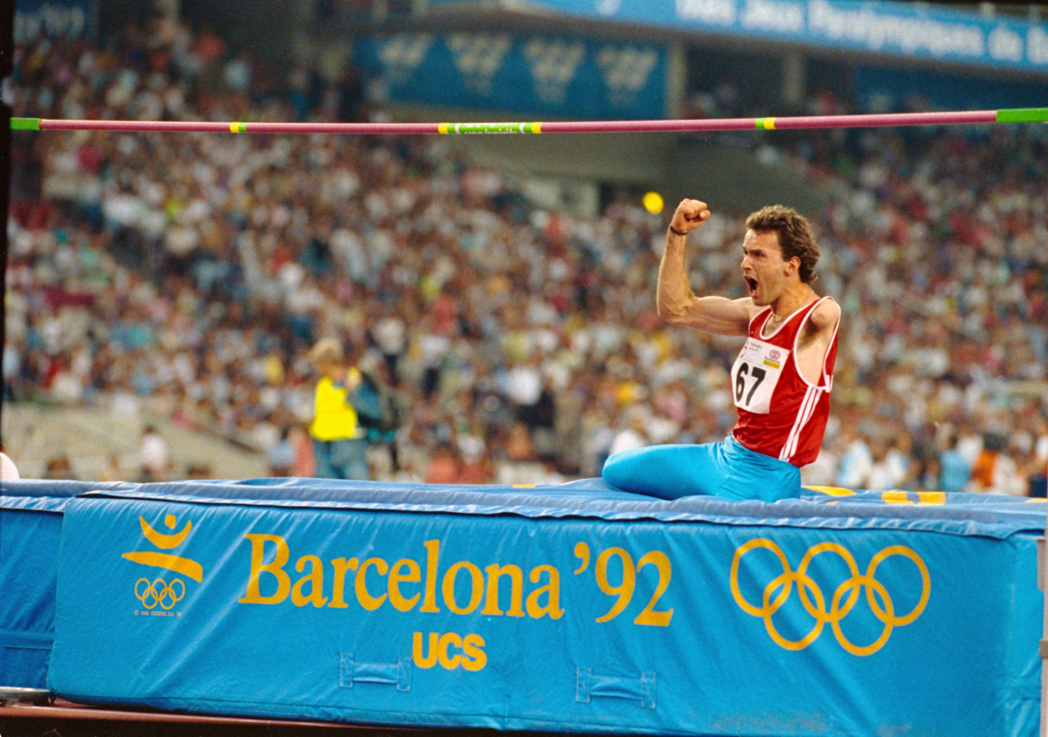 New IPC and UN film highlights transformative effect of 1992 Barcelona Paralympics