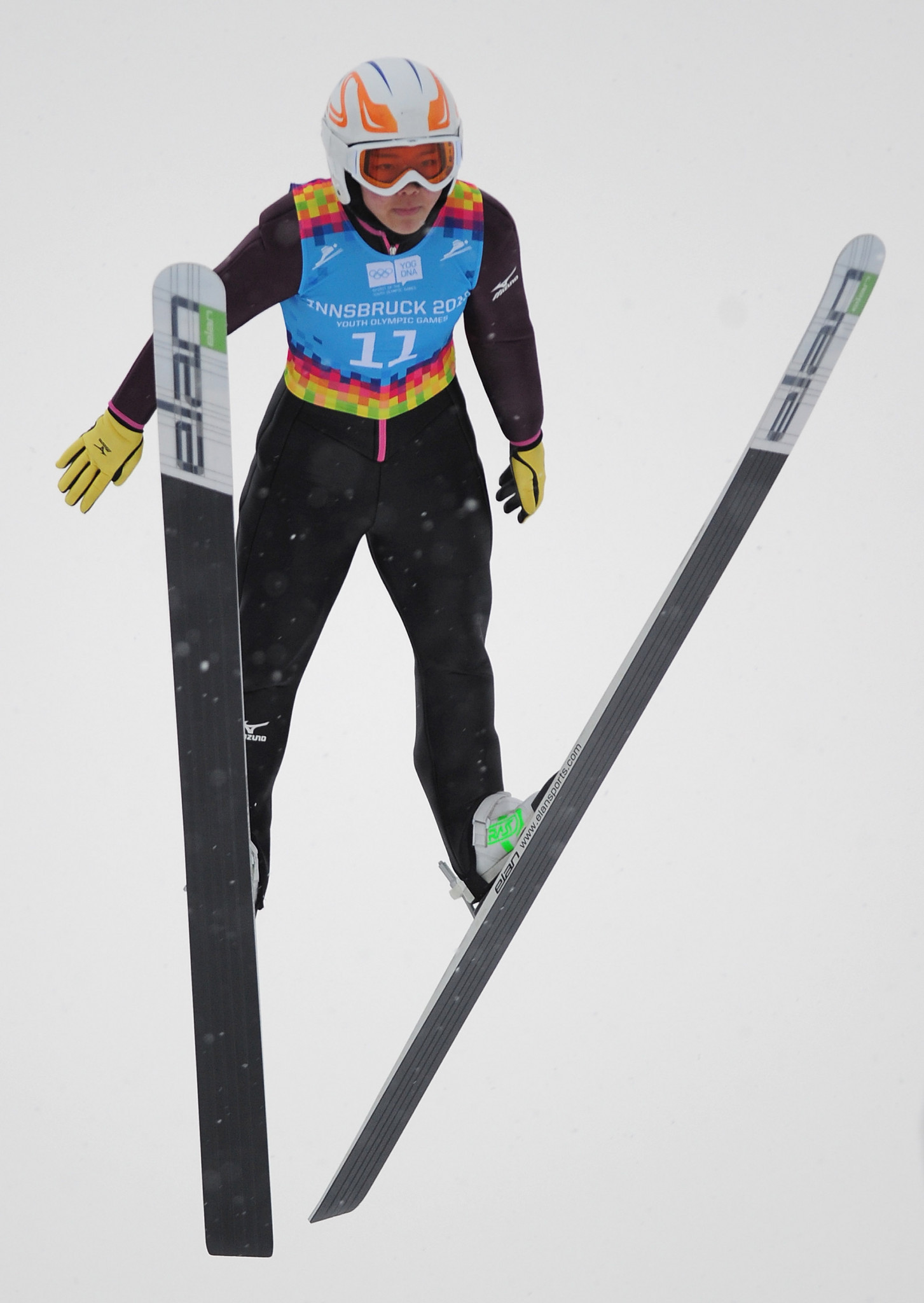Japan's previous Winter Youth Olympic Games gold medallists have included Sara Takanashi, winner of the girls' ski jump at Innsbruck 2012 and now one of the top senior competitors ©Getty Images