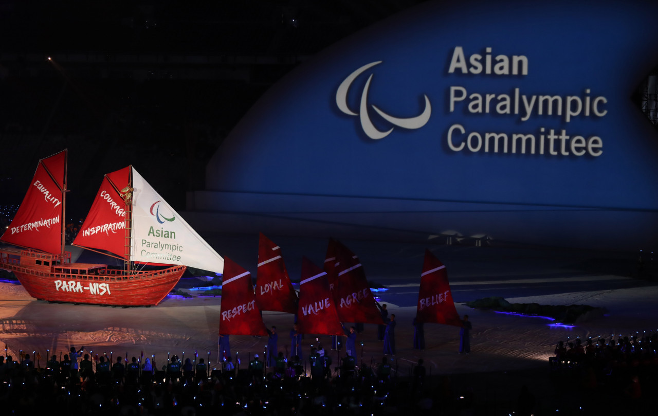 Asian Paralympic Committee launch new strategic plan until 2023