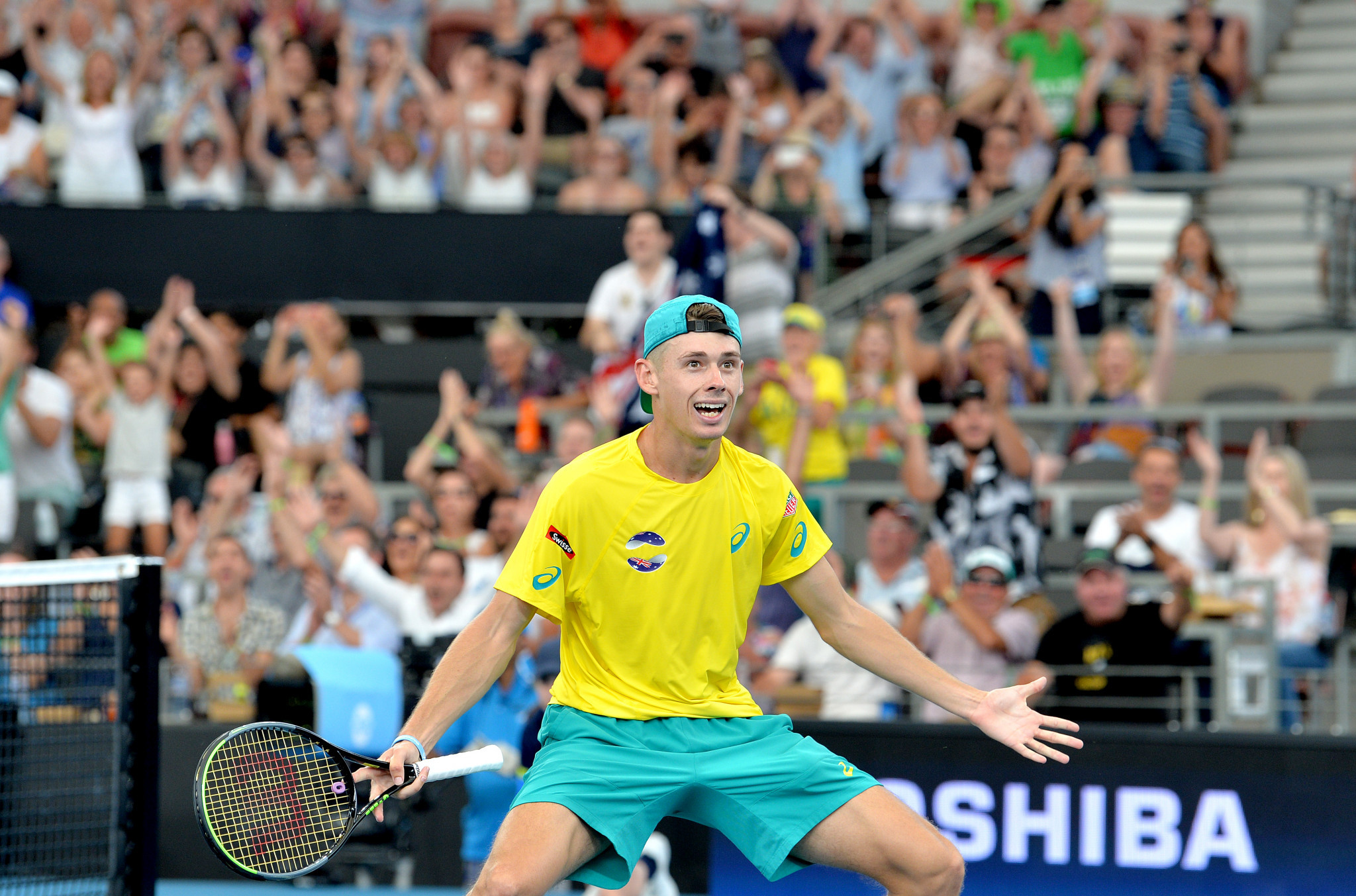 Hosts Australia qualify for quarter-finals at ATP Cup