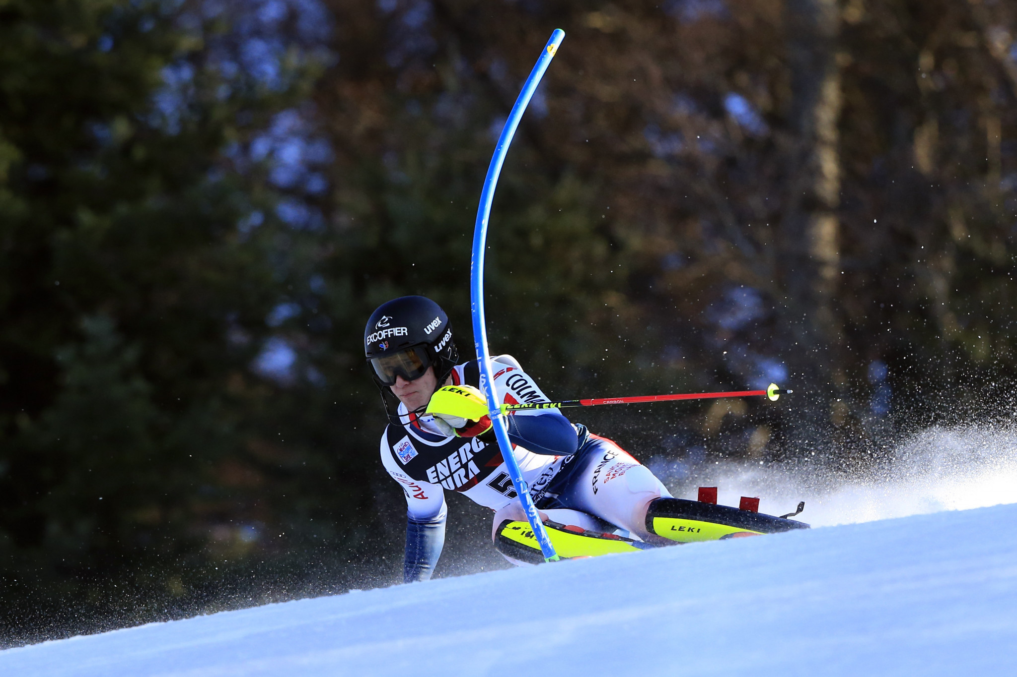 Noel goes top of FIS Alpine Ski World Cup slalom standings after storming win in Zagreb