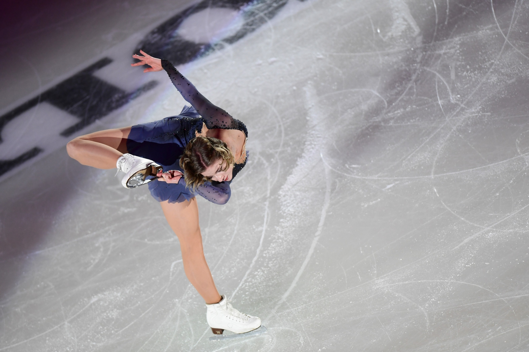 French figure skater Lecavelier tests positive for cocaine