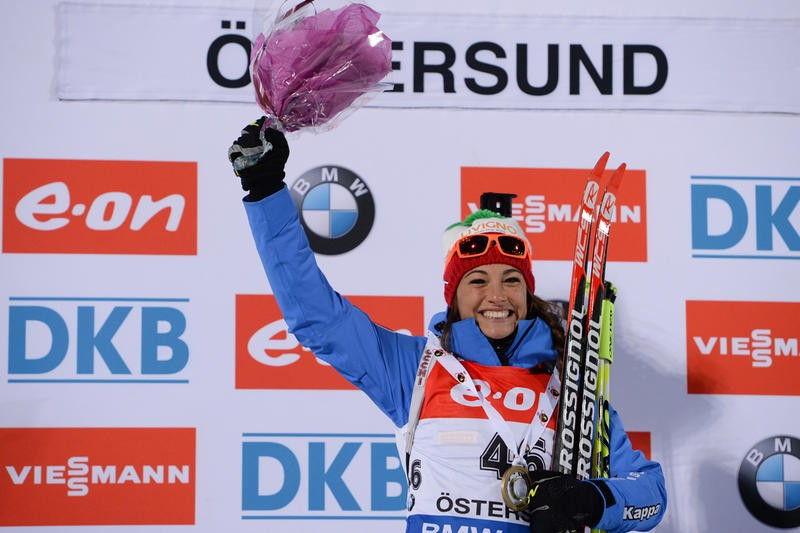 Wierer claims maiden IBU World Cup gold with 15km success in Östersund