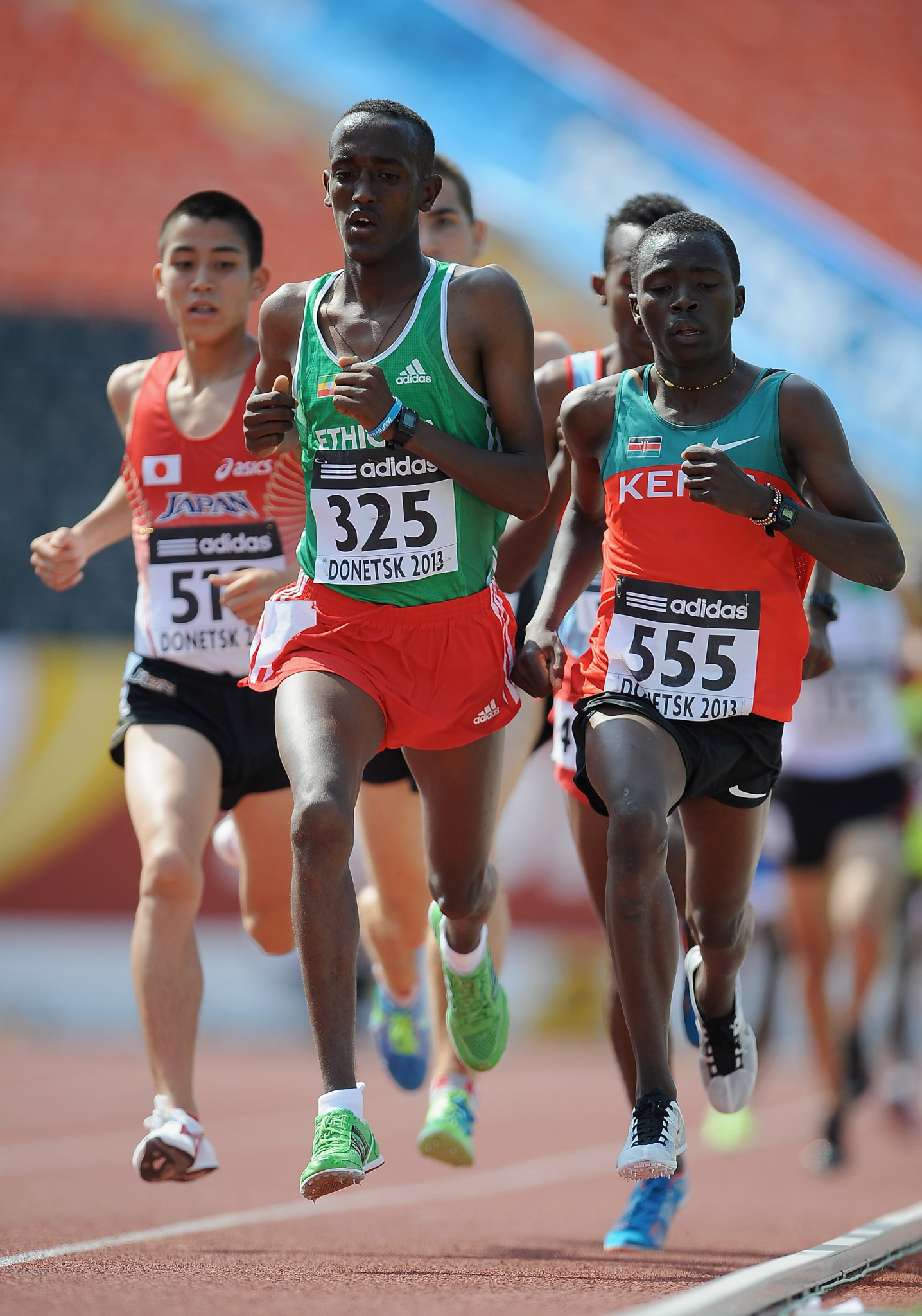 Tuemay and Tesfay secure Ethiopian double at World Athletics Cross Country Permit in Campaccio