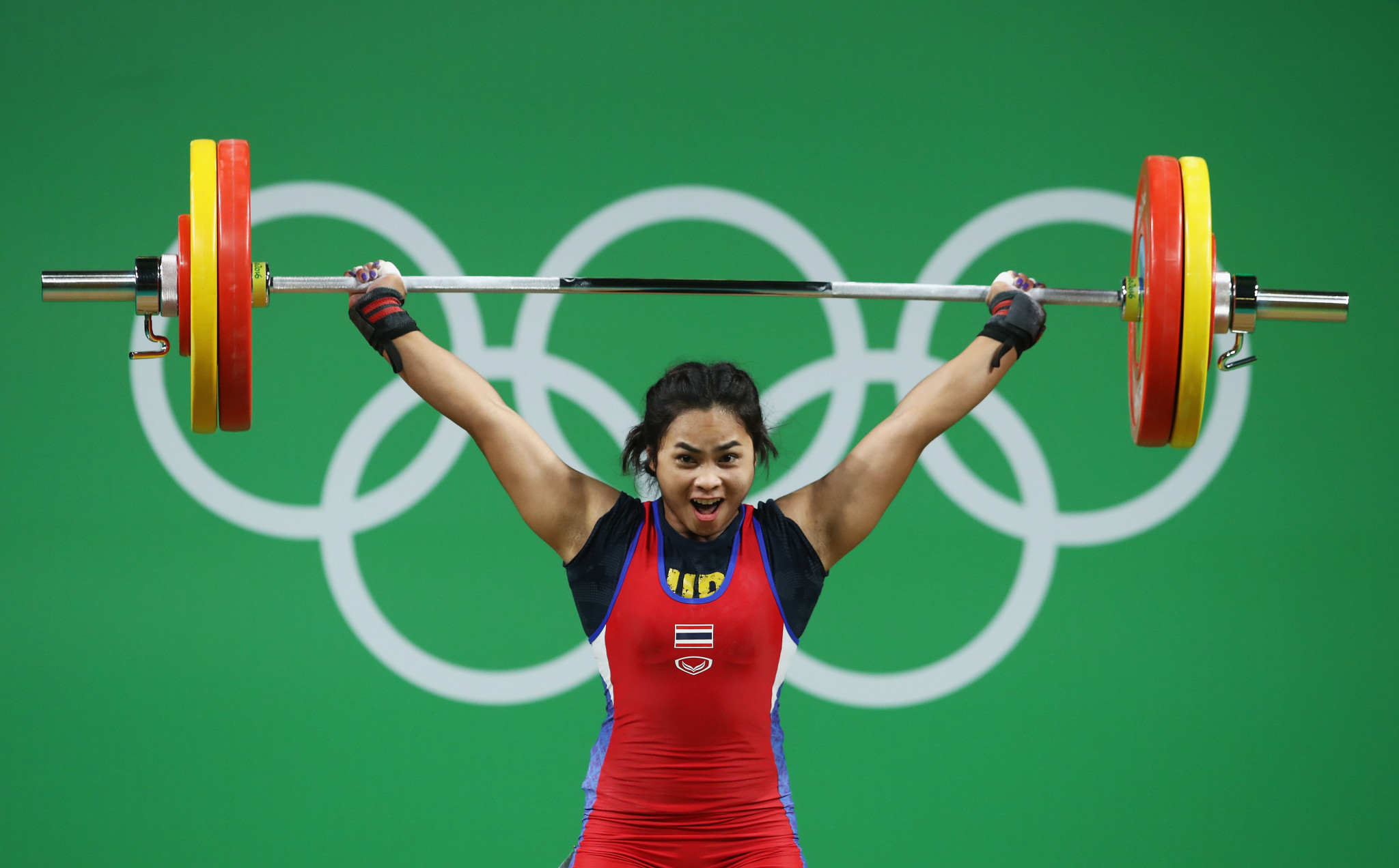 Thailand's Siripuch Gulnoi said in the programme that she had doped as a teenager ©Getty Images