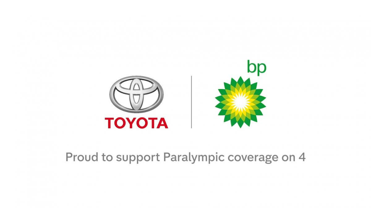 Toyota and BP to sponsor Channel 4 programming for Tokyo 2020 Paralympic Games