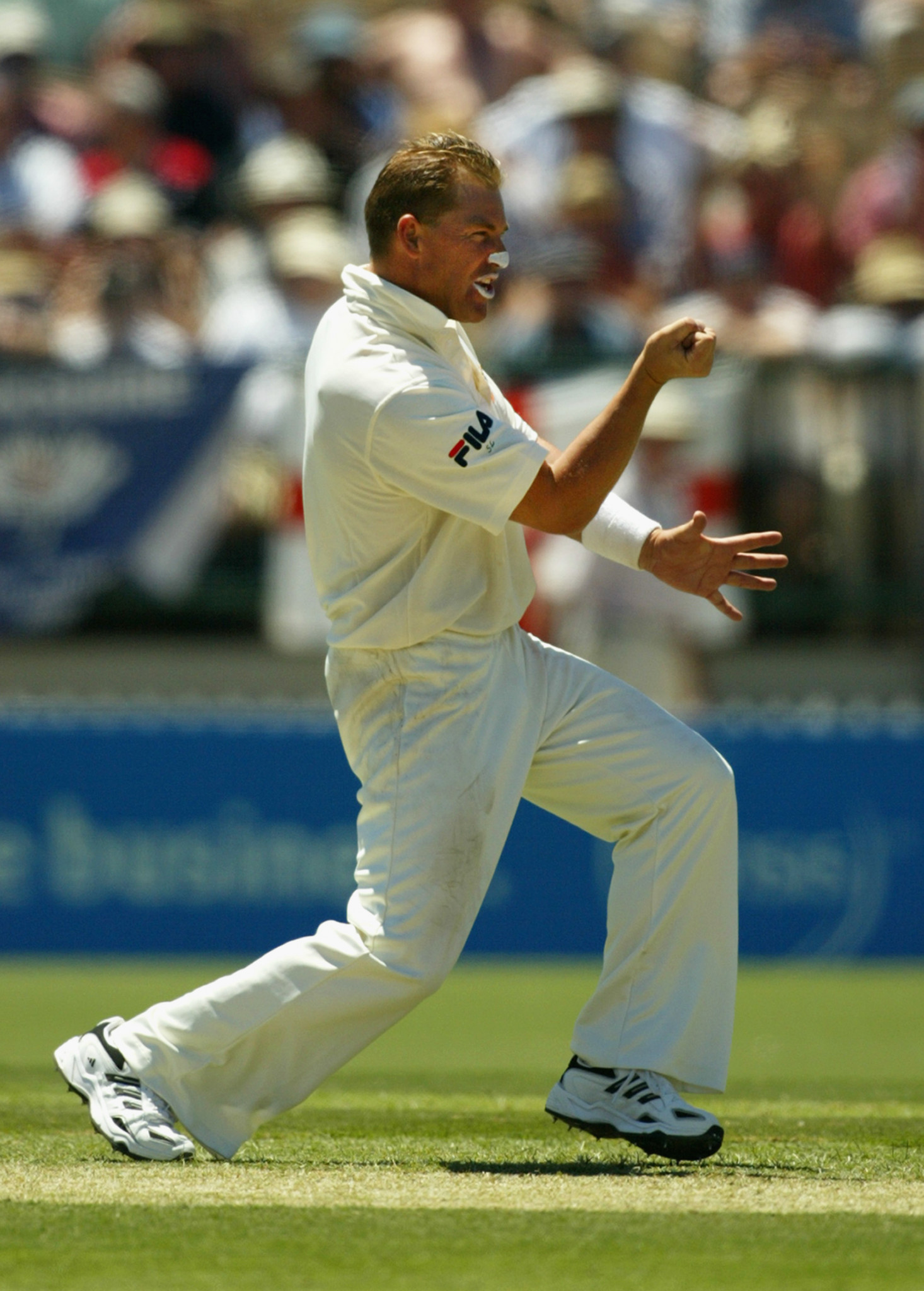 Shane Warne is considered as one of the best bowlers of all time ©Getty Images