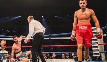 British boxer Cameron retires after UK Anti-Doping ban upheld