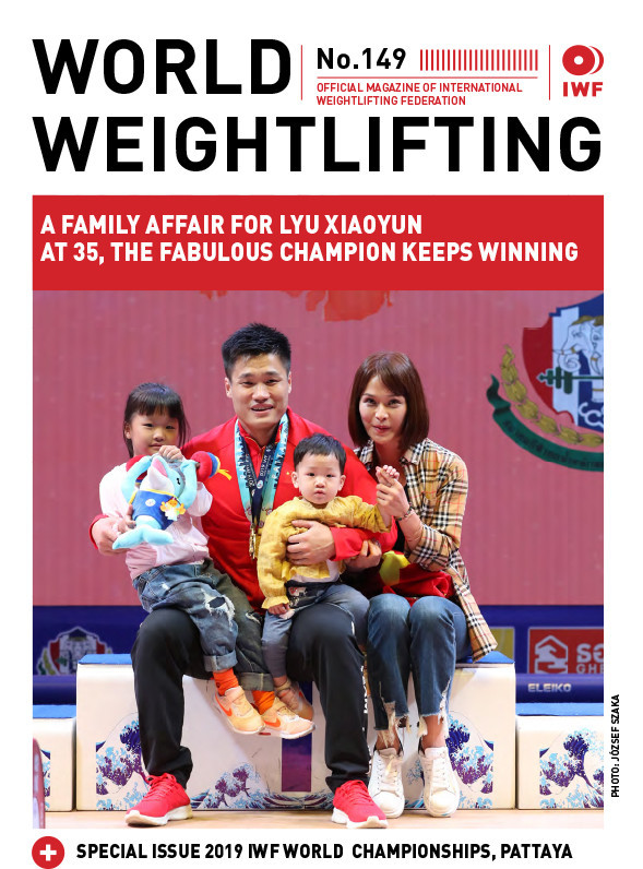 World Weightlifting Magazine No. 149