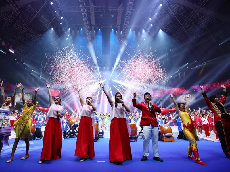 Singapore 2015 ASEAN Para Games officially opened