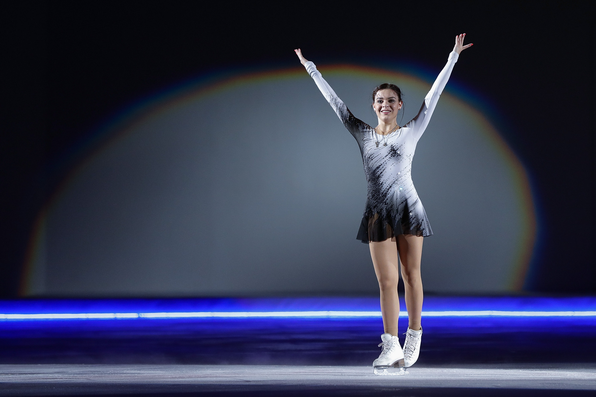 Sochi 2014 Winter Olympic champion Adelina Sotnikova has been revealed as a victim of a fortune-telling scam ©Getty Images