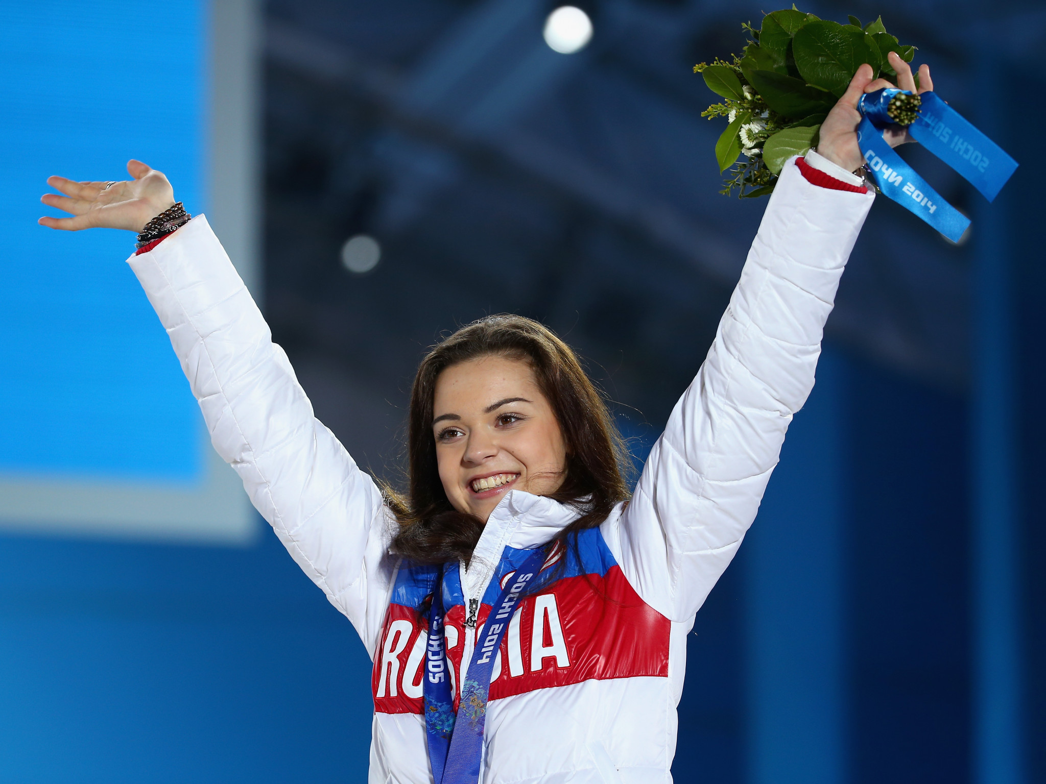 Adelina Sotnikova earned gold for Russia at the Sochi 2014 Winter Olympic Games, although her victory was somewhat controversial ©Getty Images