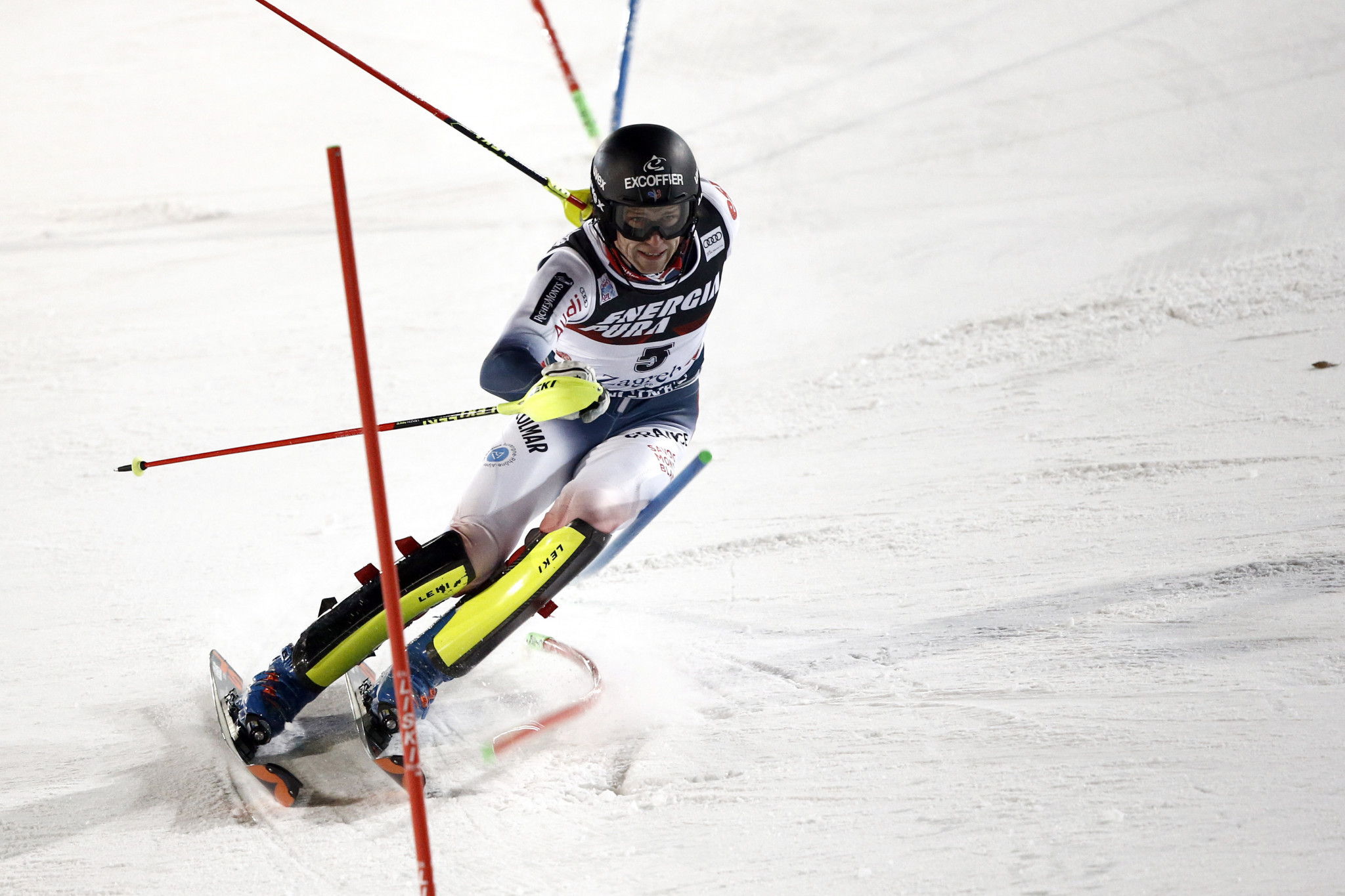 Men's slalom set for FIS Alpine Skiing World Cup in Madonna di Campiglio
