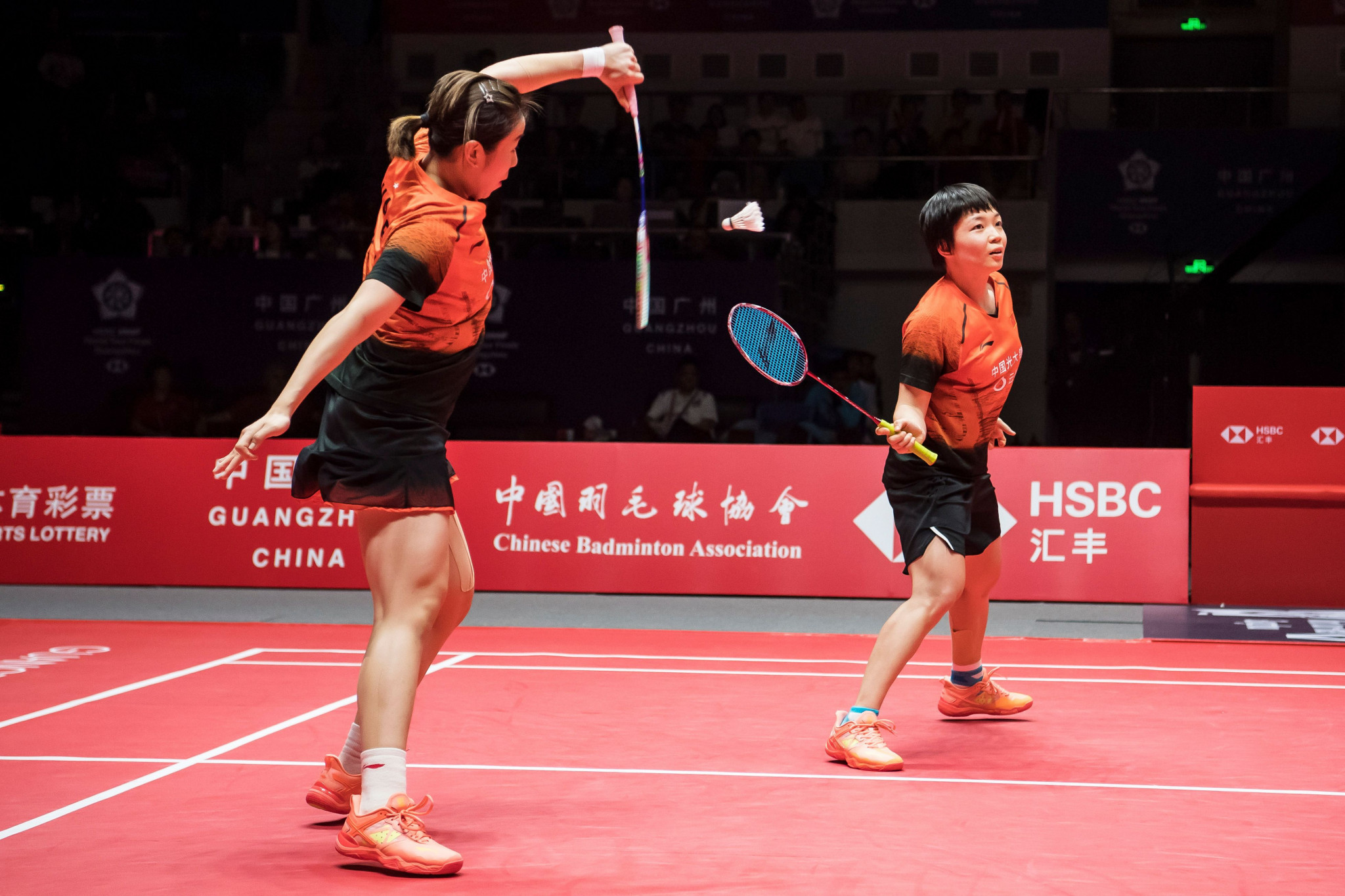 Women's doubles top seeds start new season well at BWF Malaysia Masters