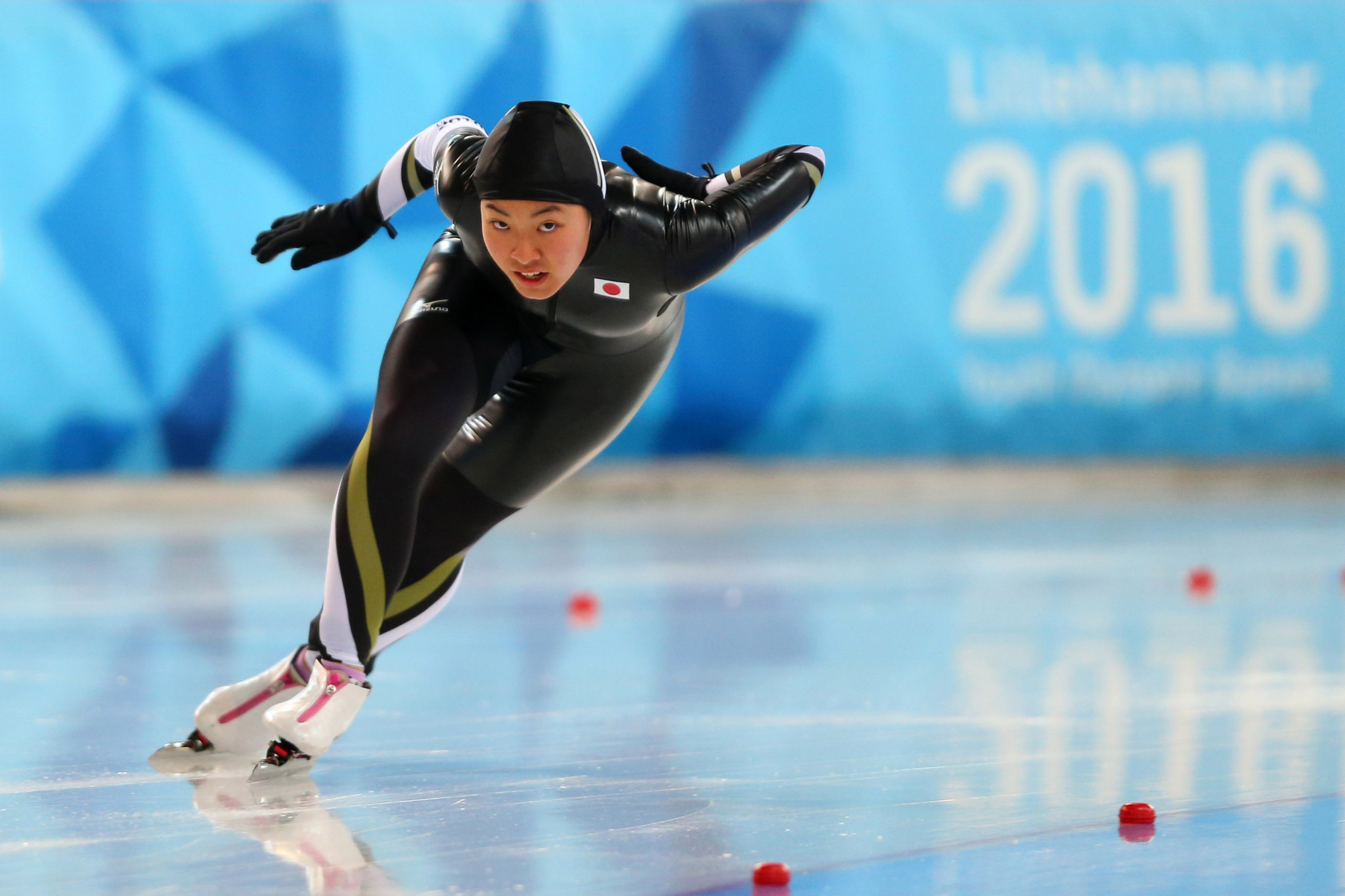 Lausanne 2020 reassures speed skaters Lake St Moritz venue sufficiently frozen for competition