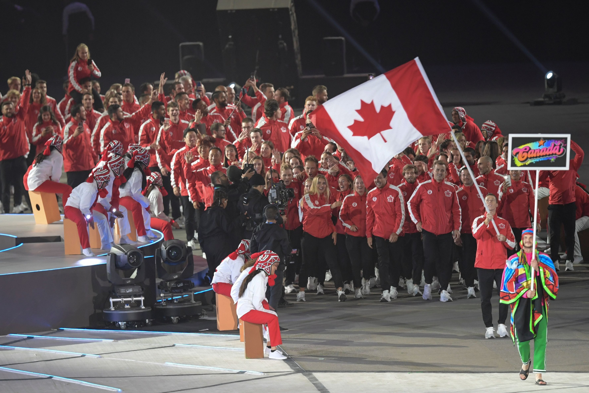Canada the latest country to relax Rule 40 guidelines in time for Tokyo 2020