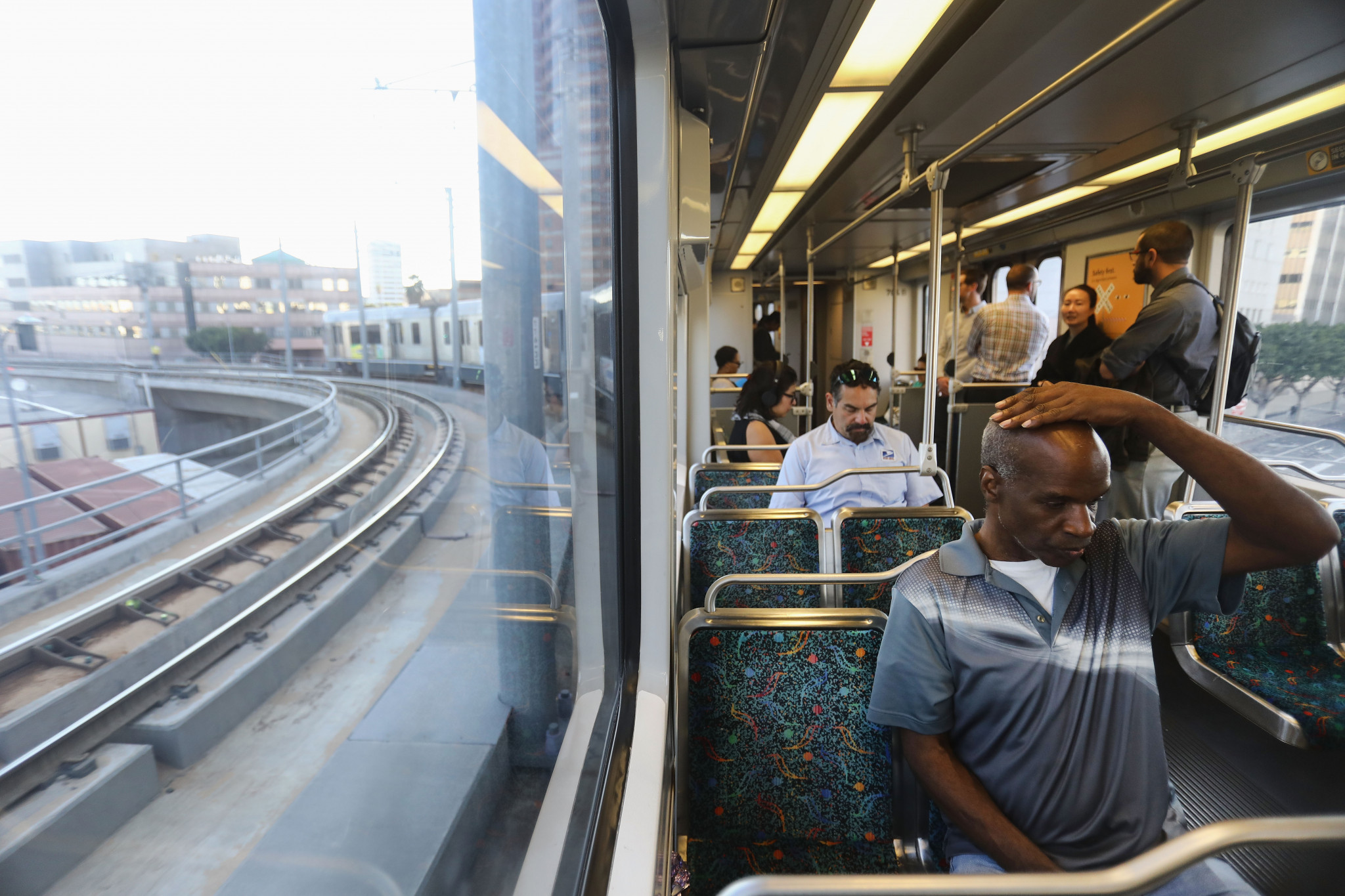 Los Angeles Metro hopes for private sector rail deals before 2028 Olympics