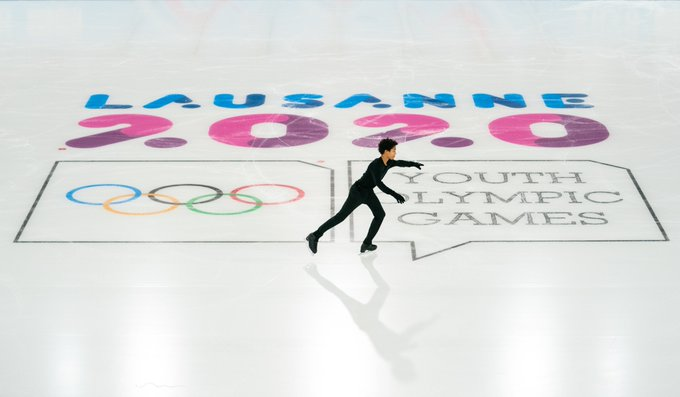 Record number of athletes to feature at Lausanne 2020 Winter Youth Olympic Games