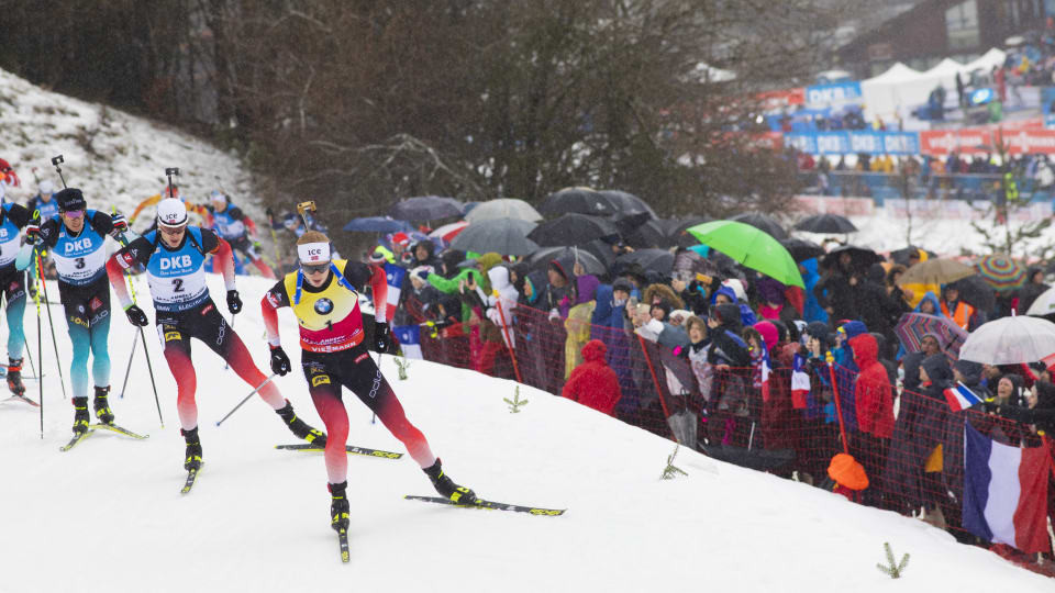 Men's field looking to capitalise with IBU World Cup leader Bø sitting out Oberhof leg