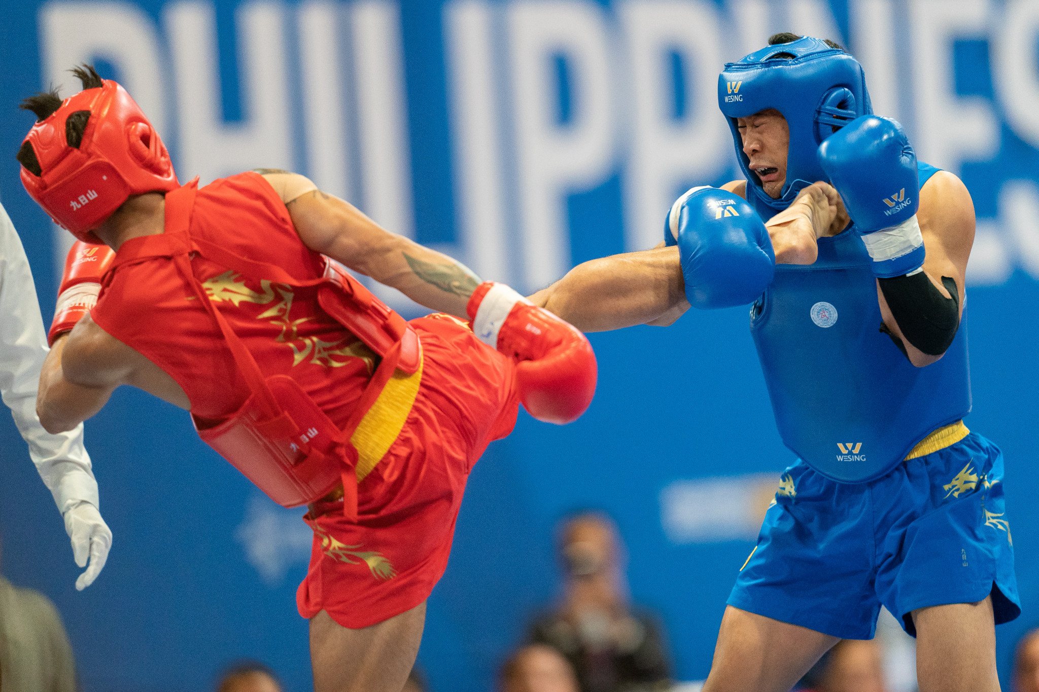 Wushu's addition to the sport programme was also approved by the IOC Executive Board ©Getty Images
