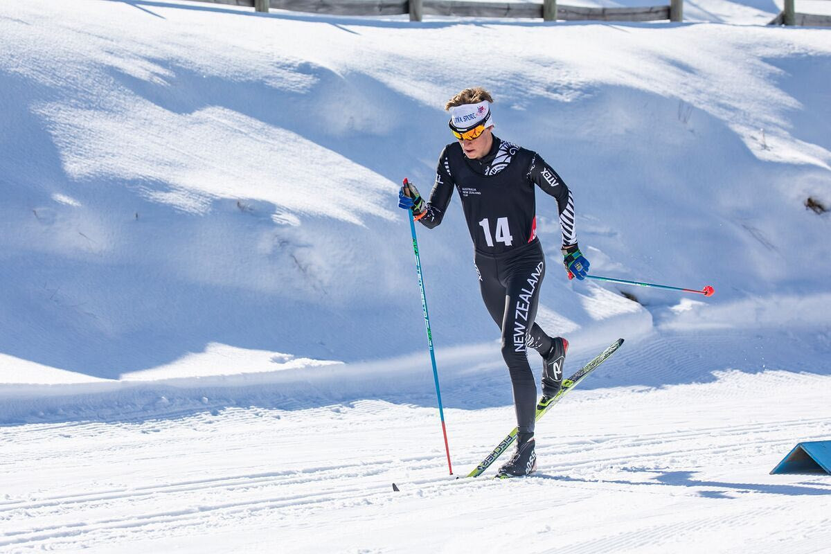 New Zealand biathlete and cross-country skier Wright named flagbearer for Lausanne 2020