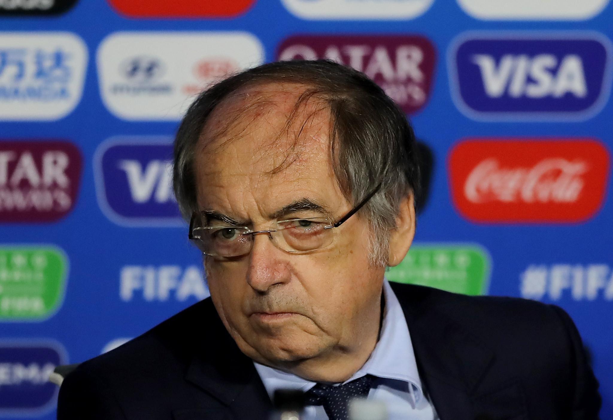 Le Graët and Koch set for FIFA and UEFA roles after Grindel resignations