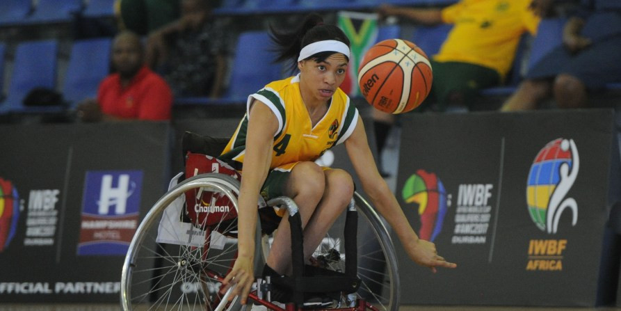 The Afro Paralympic Qualifiers will act as IWBF Africa's zonal qualifiers for the Tokyo 2020 Paralympic Games ©IWBF