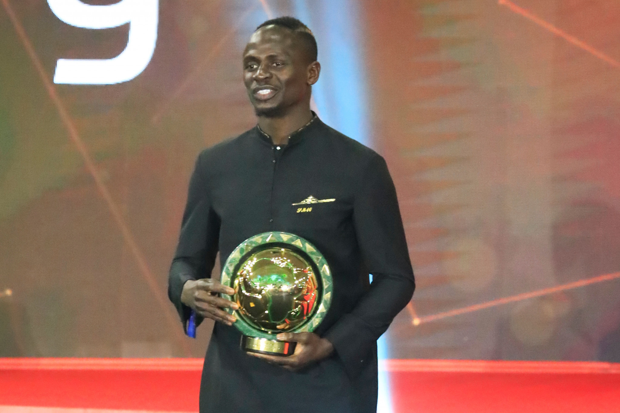 Mané and Oshoala named African footballers of 2019 at CAF Awards
