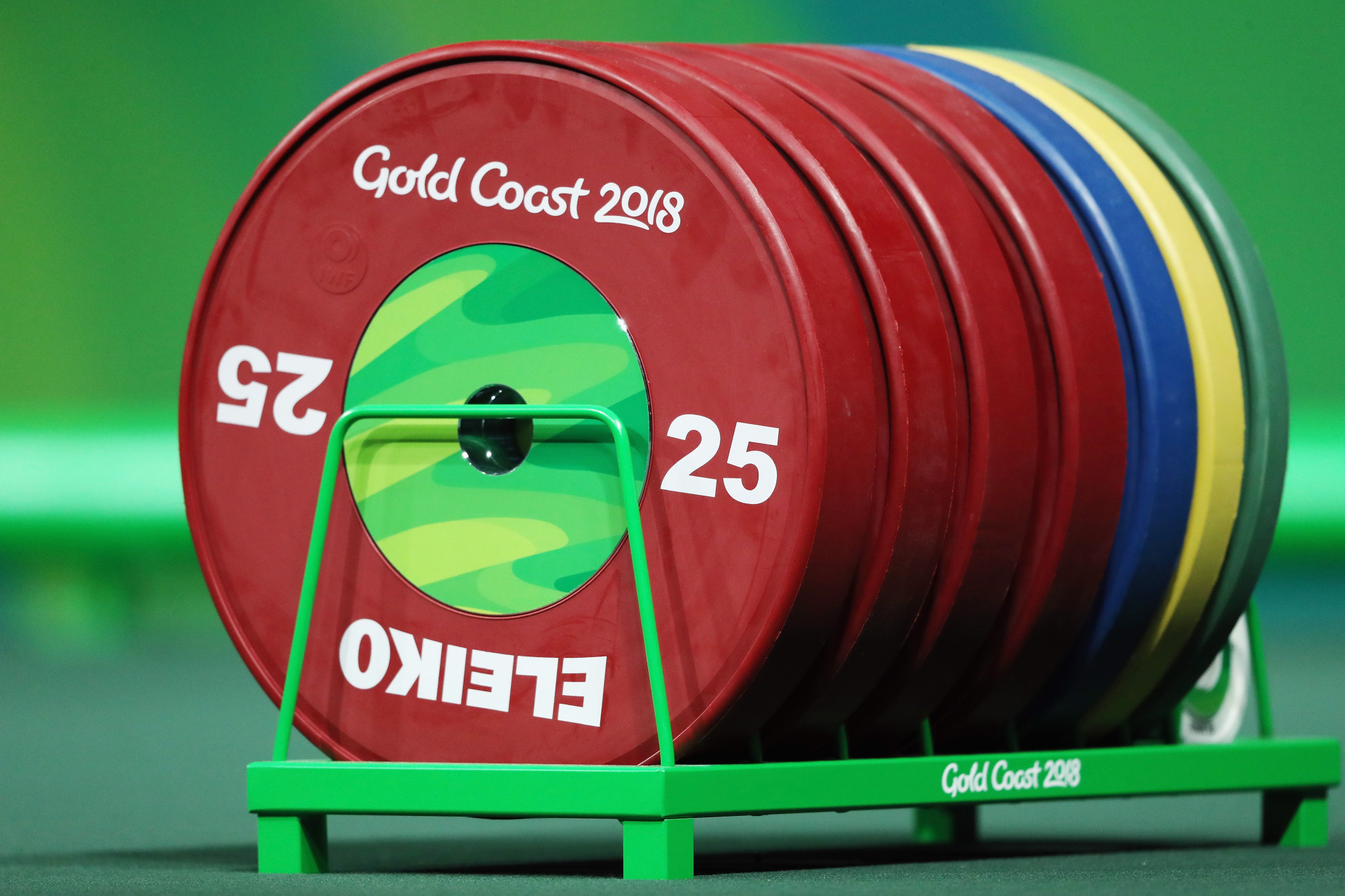 Indian weightlifters traditionally dominate the Commonwealth Games and Commonwealth Championships ©Getty Images