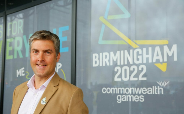 Birmingham 2022 chief says construction projects and final venue plans among key tasks this year