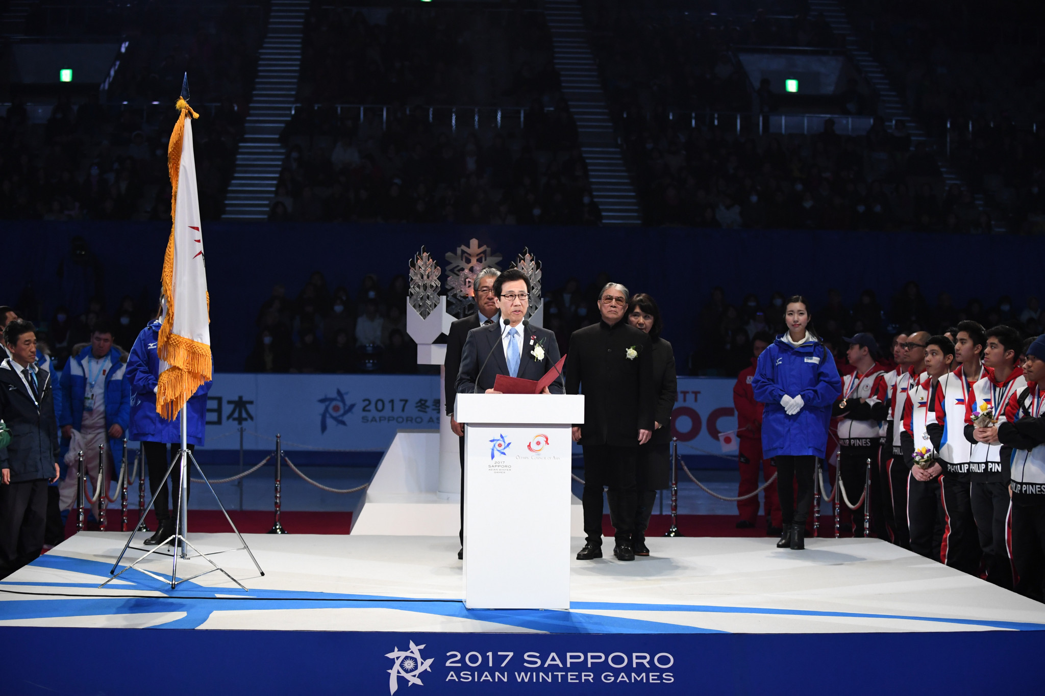 Bach interested in Sapporo Mayor's intentions for 2030 Winter Olympic bid