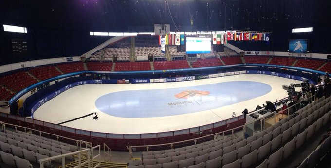 The inaugural ISU Four Continents Short Track Speed Skating Championships is scheduled to start in the Canadian city of Montreal tomorrow ©Twitter