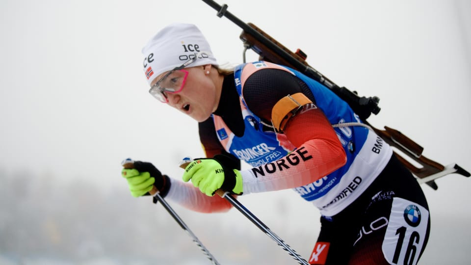 Røiseland wins women's 7.5km sprint on day one of IBU World Cup in Oberhof