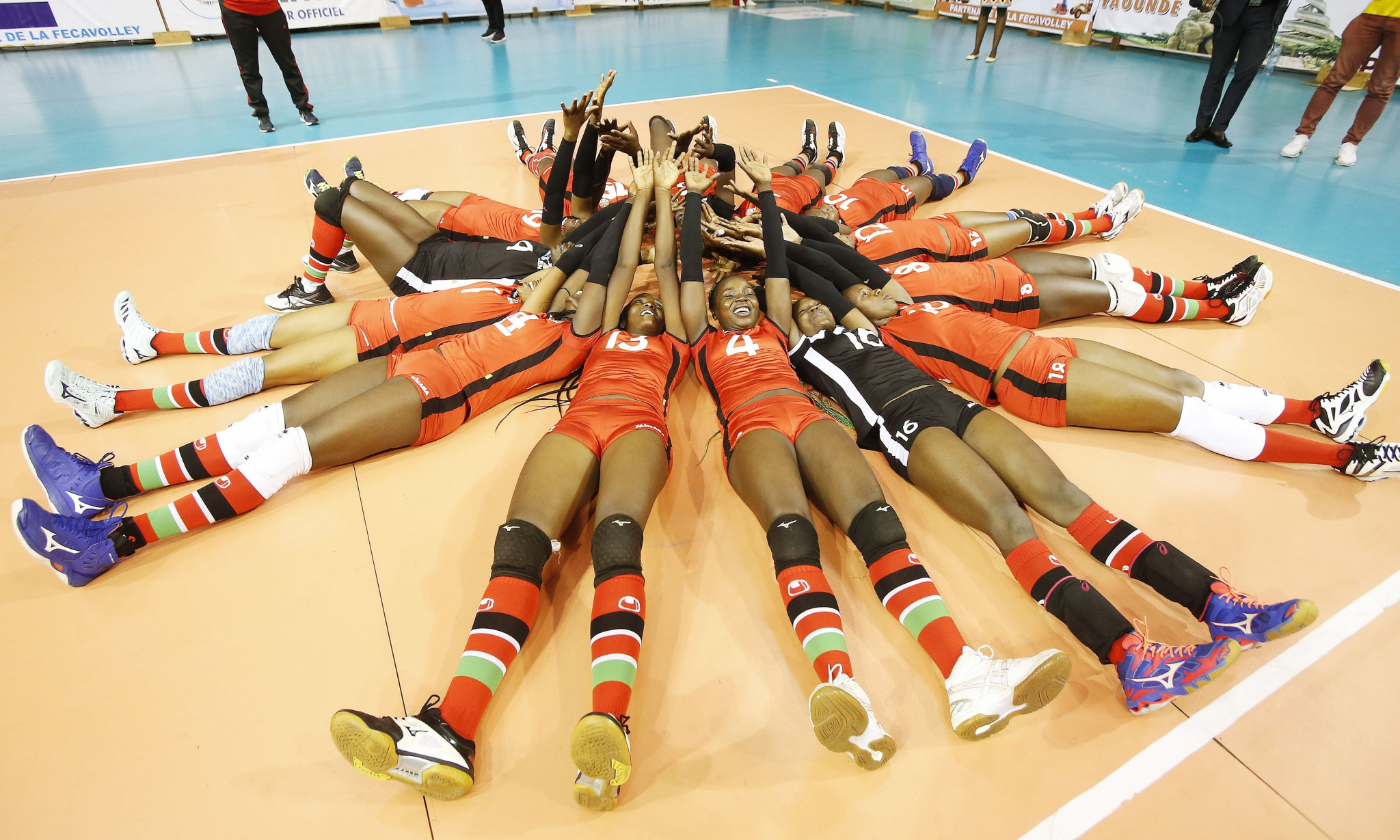 Kenya win Women's African Olympic Qualification Tournament to secure Tokyo 2020 berth