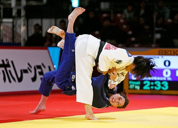 Hosts Japan claim clean sweep of gold medals on opening day of IJF Tokyo Grand Slam