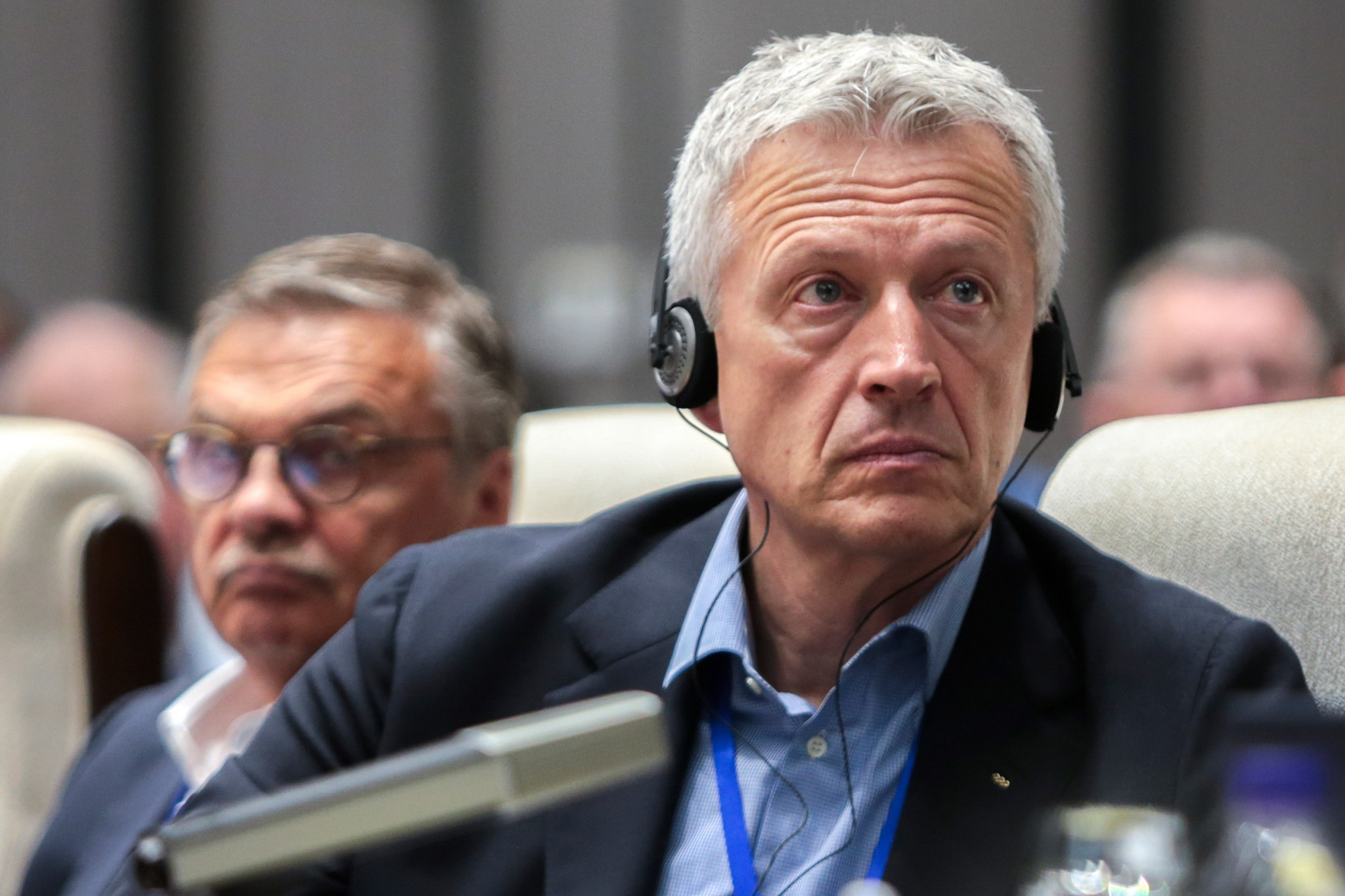 Romanian IOC member Octavian Morariu chairs the Future Winter Host Commission ©Getty Images